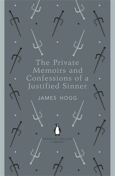 The Private Memoirs and Confessions of a Justified Sinner (Penguin English Library) by James Hogg http://www.amazon.co.uk/dp/014119894X/ref=cm_sw_r_pi_dp_g9dUub1MDGCB2