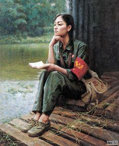 Zhang DazhongEL SILENCIO Y LA NATURALEZA