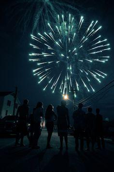 Fireworks, 2012