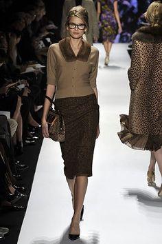 Michael Kors Collection Fall 2008 Ready-to-Wear Fashion Show - Hana Soukupova