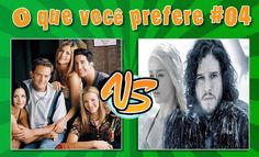 O que você prefere #04 - Friends ou Game of thrones >> http://www.tediado.com.br/06/o-que-voce-prefere-04-friends-ou-game-of-thrones/