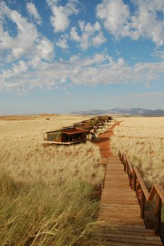 Probably the most beautiful place I have ever been...  [That might actually be true.]  Wolwedans, Namibia.