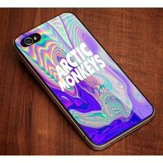 "Arctic Monkeys Logo Print On Hard Plastic For iPhone 6 4.7"", Black Case  This case is available for: iPhone 4/4S iPhone 5/5S iPhone 6 4.7"" screen Samsung Galaxy S4 Samsung Galaxy S5 iPod 4 iPod 5  Ple"