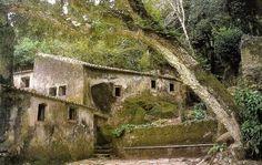 Sintra, Convento dos Capuchos