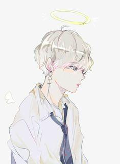 Anime Drawing Book Kawaii Beautiful My Tae ❁ Kooktae Boys In 2019 Bts Chibi, Anime Chibi, Anime Boys, Cute Anime Boy, Anime Art Girl, Anime Boy Drawing, Kpop Fanart, Fan Art, Anime Boy Zeichnung