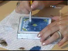 Caixa azulejo português