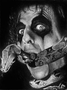 Alice Cooper by lPinhead.deviantart.com on @deviantART
