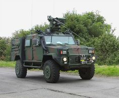 irish military | Irish Army Land Systems OMC LTAV ( Light Tactical Armoured Vehicle ...