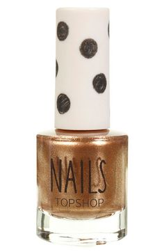 Topshop 'Metallic' Nail Polish. Sixteen great colors!