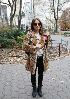 Don't care what people say about leopard print. Brown Fashion, Teen Fashion, Just Style, Rocker Style, Laid Back Style, Facon, Fashion Killa, Street Style Women, Fashion Photo