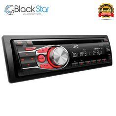 JVC KD-R331E CD Player/MP3 In Dash Receiver #JVC