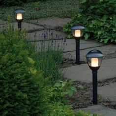 Garden Lighting Ideas. Create Designer Landscape Lighting In Your Garden  With NO Electrician And NO