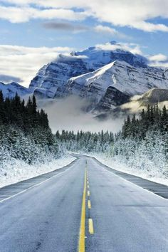 Banff National Park, Rocky Mountains - Canada
