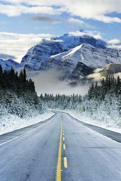 Banff National Park, Rocky Mountains, Canada