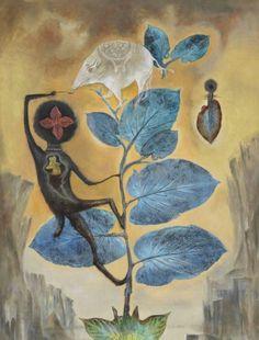 Leonora Carrington - De la hierba santa