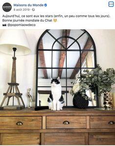 Maisons du Monde Shopping Catalogues, Doodle Sketch, Belle Photo, Decoration, Entryway Tables, Oversized Mirror, Kitchen Design, House Design, Furniture