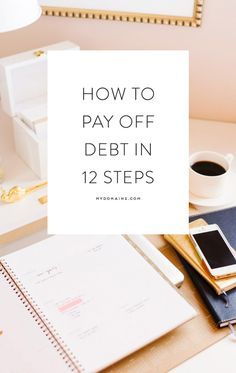 Have debt? You won't once you read how to get rid of it.