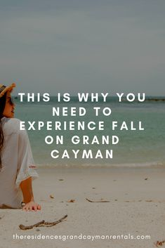 Here's everything you need to know about experiencing fall on Grand Cayman so you can start planning your autumn getaway today! Need To Know, Did You Know, Grand Cayman, Cayman Islands, Knowing You, Weather, Activities, Times, How To Plan