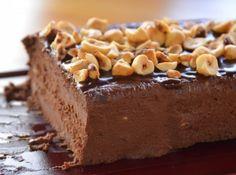 Gelado de Banana, Chocolate e Avelãs