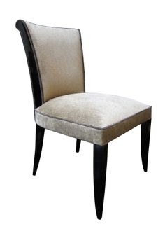 Our most popular dining and desk chair Celine @ Anne Hauck Art Deco