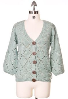 Love the color & the sweater <3