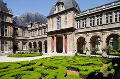 Jardins Musée Carnavalet, Paris