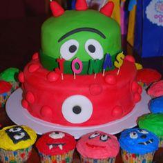 This is the Birthday cake Im getting  for Thomas' birthday this year! Yo gabba gabba!