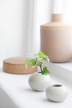 Bollvaser Vasa keramik