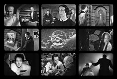 Citizen Kane | 15 Classic Movies Each Represented In Just 9 Film Frames