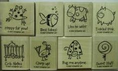 stampin up stamp very puny - Google Search