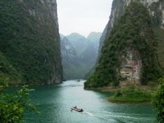 """Yangtze River, China The Yangtze is the longest river in Asia, providing a striking array of opportunities to explore Chinese life and the culture that sprouts along its banks. This is another river on which it pays to travel by boat cruise. Many of the cruises tend to be shorter than a week, but are guaranteed to provide access to some of the best rural Chinese experiences you can find.. """"You see the Three Gorges Dam construction site, the gorgeous scenery and mountains, and the impressive…"""