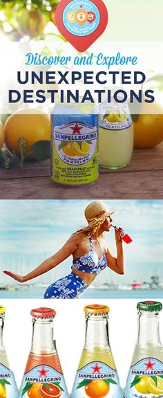 Drink in all the wonderful moments life has to offer. From the small to the large, we seek joy and delight in our everyday lives. Let Sanpellegrino® Sparkling Fruit Beverages bring you every sparkling moment with the Delightways App. This app helps you stir your senses by reminding everyone to take a moment and live The Life Delizosa. Available on iOS and Android.