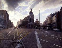 Mike Philbin's free planet blog: photorealism - Modesto Trigo Trigo - amazing citys...
