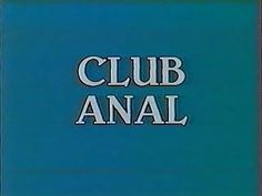 #text #lowresolution #lowrez #video #titlecard #title #card #screencap #screengrab #video #type #typography #ClubAnal