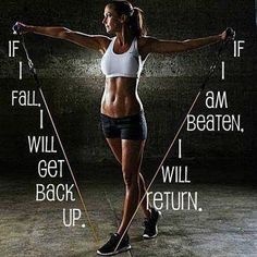 Don't give up, keep on working! | Women fitness motivational quotes