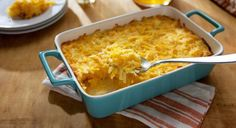 Crystal Farms Cheese offers this ultimate homey, easy & cheesy hash browns recipe featuring our Shredded Cheddar Cheese.