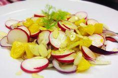 Fenchel Orangen Salat - Paleo360.de