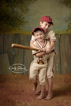 Vintage Baseball, children's photographers, kid photographers, Huntsville, AL