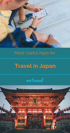 Most Useful Apps for Travel in Japan -- As a self-proclaimed techie and gadget nerd, one of my favorite things to do before traveling to another country is to research the most common or most popular apps there. It not only gives me an interesting perspec