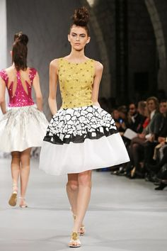 Georges Chakra Couture Spring Summer 2014
