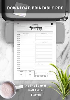 This daily planner is for weekly planning. Here you can find files for download. Each of them has seven sheets for each day: Monday, Tuesday, Wednesday, Thursday, Friday, Saturday and Sunday. Sections available in this template Day Planner Template, Weekly Meal Plan Template, Monthly Planner, Planner Pages, Happy Planner, Printable Budget Worksheet, Budgeting Worksheets, Printable Planner, School Agenda
