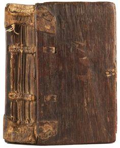 Medieval coptic binding