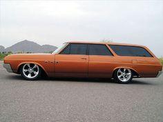 1964 Buick Special 2-Door Wagon