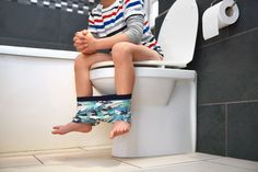 If your potty-trained child starts having accidents, it's worth a trip to the pediatrician. Encopresis can be a sign of constipation. The post My Big Kid Started Pooping His Pants Again — Let's Talk About Encopresis appeared first on Scary Mommy.