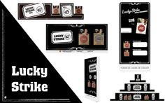 LUCKY STRIKE JULY 2014 on Behance