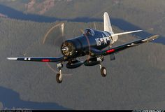 Vought (Goodyear) FG-1D Corsair