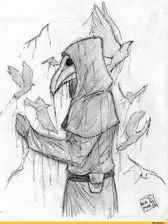 Inspirational Wierd Drawings , Weird Dark but Friendly ❥ Scp Foundation, Inspirational Wierd Drawings , Wierd Drawings Scary Drawings, Demon Drawings, Dark Art Drawings, Pencil Art Drawings, Art Drawings Sketches, Creepy Sketches, Arte Horror, Horror Art, Horror Drawing