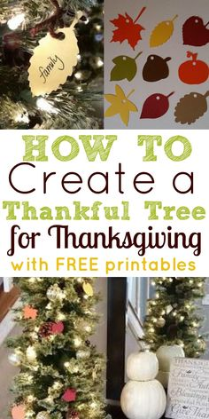 DIY Dollar Store Thanksgiving Table Decorations (Kid's table decor too!)