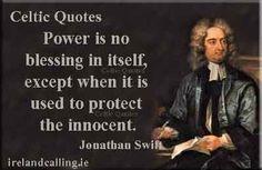 Jonathan Swift quotes on www.irelandcallin