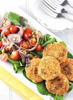 Falafel dish